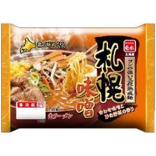 札幌ラーメン味噌味 139円(税抜)