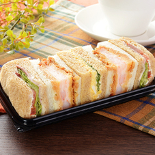 海老カツと野菜BOX 350円