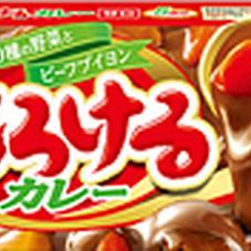 とろけるカレー甘口 180g 99円(税抜)