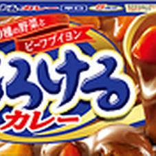 とろけるカレー辛口 180g 99円(税抜)