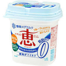 ナチュレ恵 脂肪0 109円(税抜)
