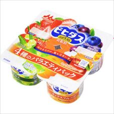 ビヒダスヨーグルト 4種のバラエティ 118円(税抜)