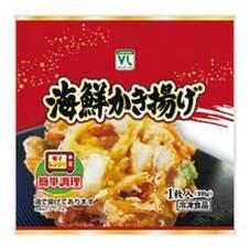 海鮮かき揚げ 108円