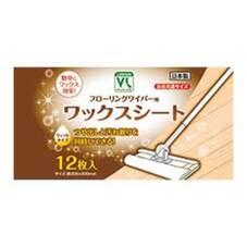 フロ-リングワイパ-用ワックスシ-ト 108円