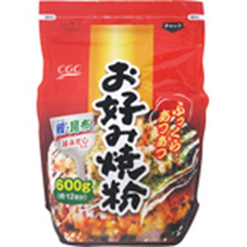 CGC お好み焼き粉 198円(税抜)