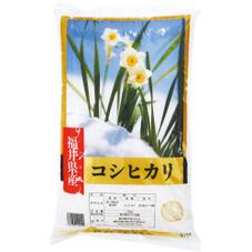 福井県産コシヒカリ 3,480円(税抜)