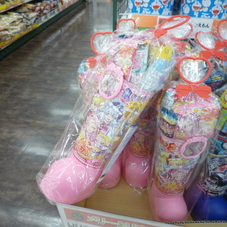 HUGプリキュア ブーツS 600円(税抜)