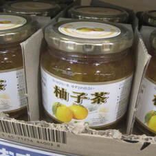 柚子茶 498円(税抜)