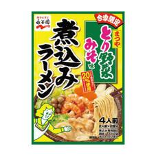 煮込みラーメンとり野菜みそ味 258円(税抜)
