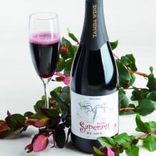 丹波ワイン サペラヴィ スパークリング 1,780円(税抜)