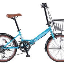 VOLKSWAGEN 折りたたみ自転車 24,800円