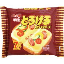 スライスチーズ 各種 138円(税抜)