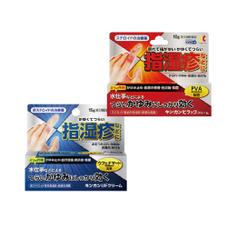 キンカンピラック/キンカンUFクリーム 1,080円(税抜)