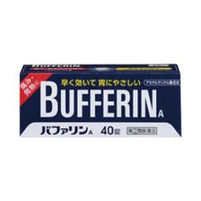 バファリンA 498円(税抜)
