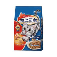 ねこ元気 お魚ミックス 340円(税抜)