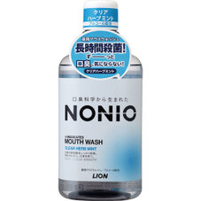 NONIOマウスウォッシュ クリアハーブミント 548円(税抜)