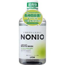 NONIOマウスウォッシュ スプラッシュシトラスミント 548円(税抜)