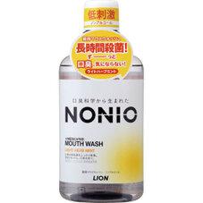 NONIOマウスウォッシュ ノンアルコールライトハーブミント 548円(税抜)