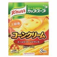 クノールカップスープ コーンクリーム 158円(税抜)