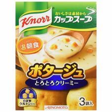 クノールカップスープ ポタージュ 158円(税抜)