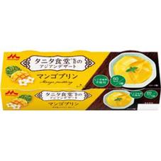 タニタ食堂監修マンゴプリン3P 128円(税抜)