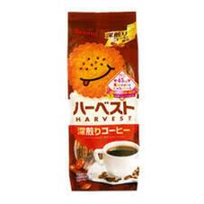 ハーベスト深煎りコーヒー 77円(税抜)