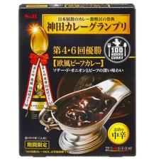 神田カレー100時間カレーB&R欧風ビーフカレー 40ポイントプレゼント