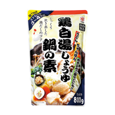 鍋の素 鶏白湯醤油鍋 97円(税抜)