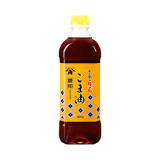 かどやの純正ごま油 698円(税抜)