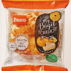 MYBAGEL チーズ 98円(税抜)