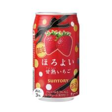 ほろよい 完熟いちご 103円(税抜)
