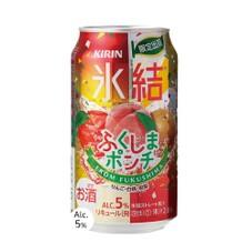 氷結 ふくしまポンチ 122円(税抜)