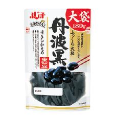 おまめさん丹波黒黒豆大袋 368円(税抜)