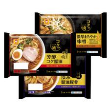 マルちゃん コクの一滴 各種 267円(税抜)