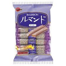 ルマンド・バームロール・チョコリエール・ホワイトロリータ 78円(税抜)