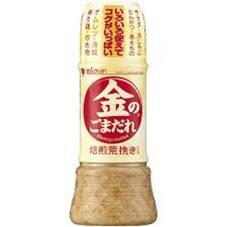 金のごまだれ レギュラー・カロリーハーフ 218円(税抜)