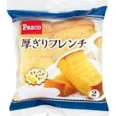 厚切りフレンチ・スティックタイム・北海道チーズの濃厚タルト・マロンタルト 78円(税抜)