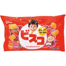 ビスコ 各種 198円(税抜)