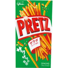 プリッツ 各種 68円(税抜)