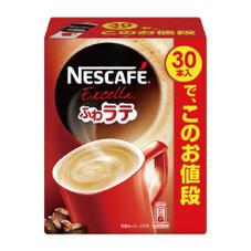 ネスカフェエクセラふわラテ 258円(税抜)