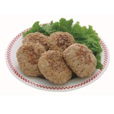 牛・豚焼き上げハンバーグ(解凍) 88円(税抜)