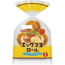 エッグマヨロール 128円(税抜)