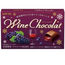 ワインショコラ 158円(税抜)