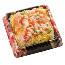 カニとサーモンの海鮮丼 380円(税抜)