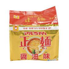 正麺 醤油味 288円(税抜)