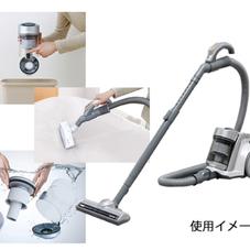 サイクロンクリーナーコンパクト 9,980円(税抜)