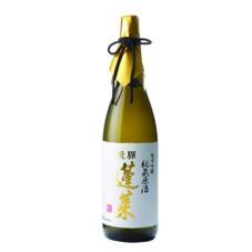 蓬莱 純米吟醸 秘蔵原酒 5,000円(税抜)