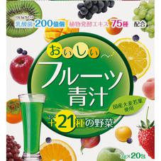 おいしいフルーツ青汁 880円(税抜)