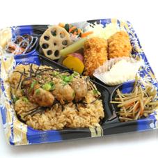 広島県産 牡蠣づくし弁当 499円(税抜)