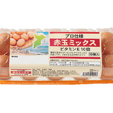 赤玉ミックス ビタミンE10倍 198円(税抜)
